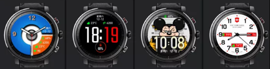 watch faces xiaomi amazfit stratos