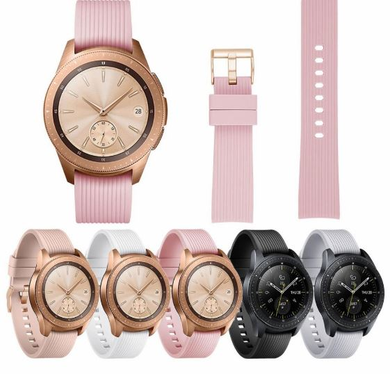 correas silicona samsung galaxy watch 42 mm