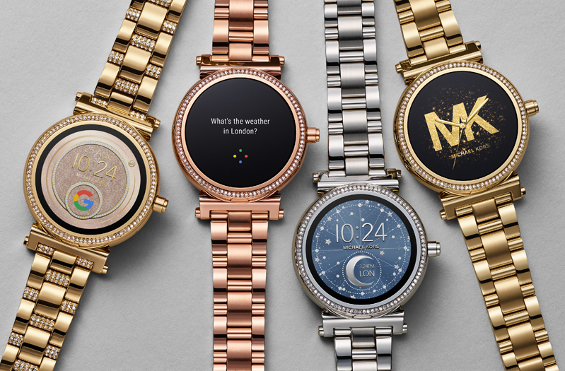 michael kors smartwatch mujer