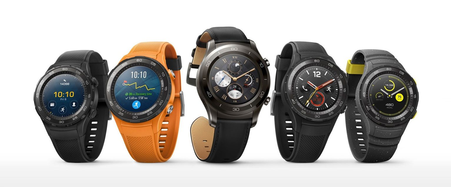 versiones huawei watch 2