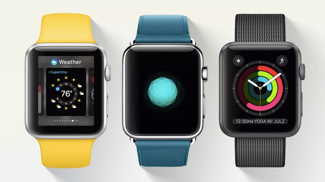 watch os smartwatch
